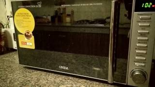 Onida Microwave review in Depth