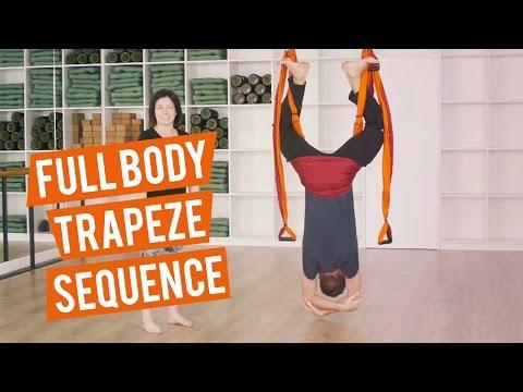 Full Body Tutorials   Mini Yoga Trapeze Sequences   YOGABODY®