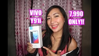 Unboxing : Vivo Y91i - Best Entry-level Smartphone so far.