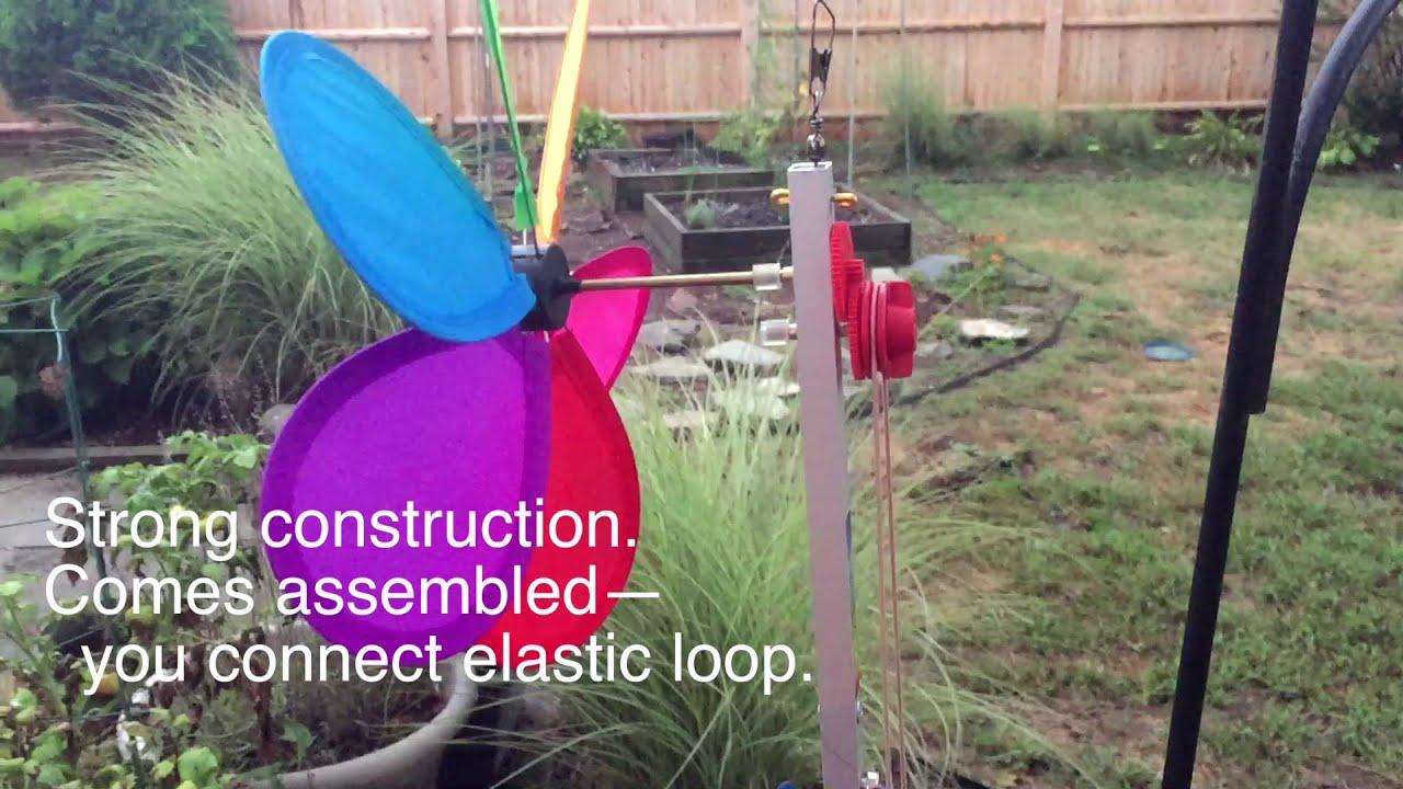 review of wind powered bubble machine windangetriebene