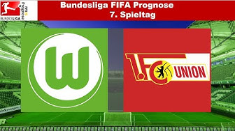 Bundesliga FIFA Prognose   7.Spieltag   VFL Wolfsburg - 1. FC Union Berlin