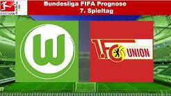 Bundesliga FIFA Prognose | 7.Spieltag | VFL Wolfsburg - 1. FC Union Berlin