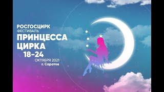 Как в этом году пройдет всероссийский фестиваль «Принцесса цирка»?