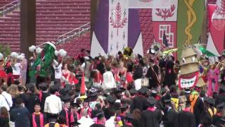 Stanford University Commencement 2009: LSJUMB - All Right Now