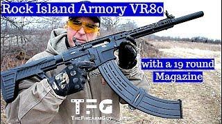 Rock Island VR80 with a 19 Round Magazine - TheFireArmGuy