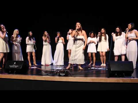 UCSD Daughters of Triton: Radioactive in the Dark (Spring Showcase '15)