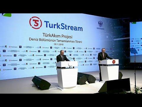 بوتين وأردوغان: خط أنابيب -ترك ستريم- يكتمل وليس موجها ضد أحد…  - نشر قبل 7 دقيقة