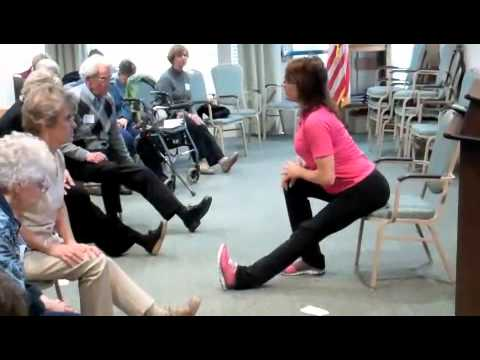 Fall Prevention For Older Adults By Kelly Ward