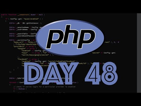 PHP Web Framework Day 48 - Notifications Part 5