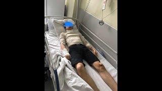 Смотреть видео В Москве жестоко избили 20 летнего парня, который не поделился своей девушкой онлайн