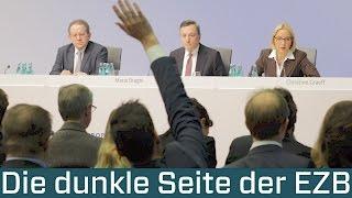 Die dunkle Seite der EZB! Europäische Zentralbank: Kontrolle? Inflation? Euro-Crash?
