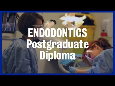 Endodontics | Study at King's | King's College London