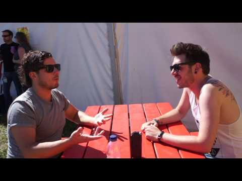 Nothing More Interview Reading Festival 2016