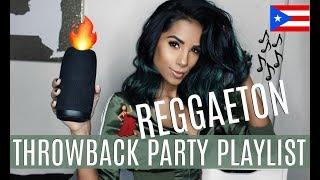 Reggaeton Throwback Party Playlist - LIT