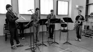 Pannonica Quartet - Fuga y Misterio (Astor Piazzolla)