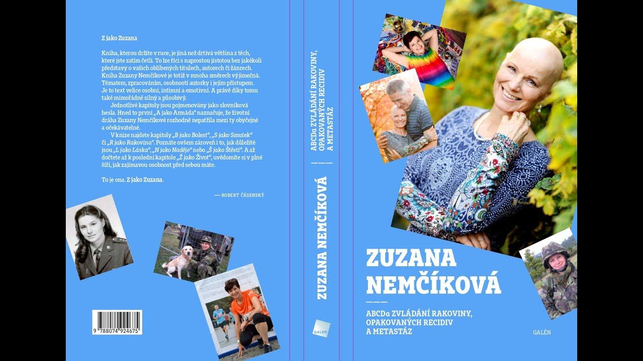 ABCDa zvládání rakoviny, opakovaných recidiv a metastáz - Zuzka Nemčíková