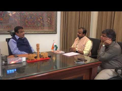 An Exclusive Interview with Minister of Road Transport and Highways of India, Nitin Gadkari.