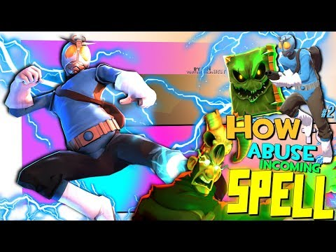 TF2: How to abuse incoming spell #2 (Scream Fortress)