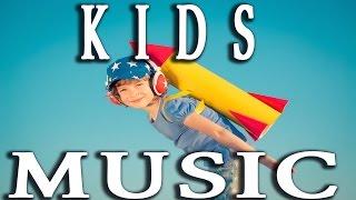 Çocuk videoları ve Çocuk Oyunları için mutlu arka plan müziği Uygulamalar