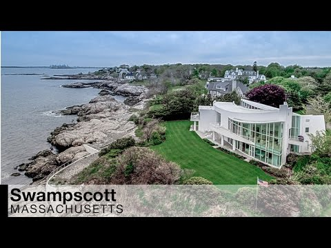 Video of 45 Little's Point Road | Swampscott, Massachusetts waterfront real estate & homes