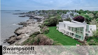 video of 45 little s point road   swampscott massachusetts waterfront real estate homes