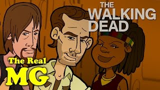 The Real MG: The Walking Dead Season 5 Premiere (Animated Parody)