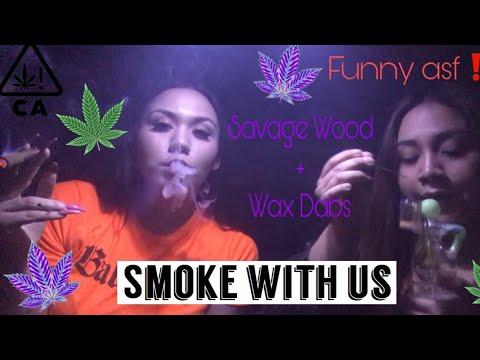 Savage Wood + Wax Dabs & Playlist || Amber Paez