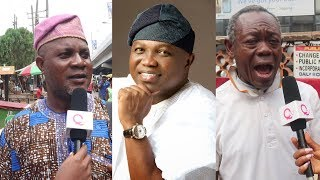 Gambar cover Crossfire: Two Lagosians clash over EFCC's visit to Ambode's house
