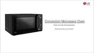 How To Use Lg Microwave Oven Accessory