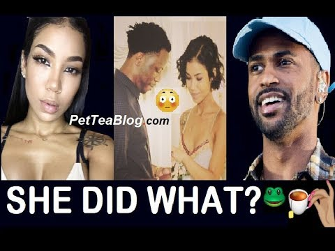 Jhené Aiko Cheated on Husband with Big Sean 😲☕