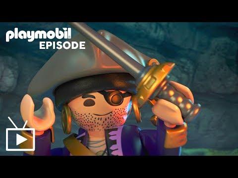 PLAYMOBIL | Pirates | Aventures | Épisodes Complets