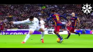 I've TV | Những pha bóng xấu khiến Ronaldo Messi Neymar đổ máu trên sân cỏ