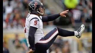 Shane Lechler 2018 NFL Preseason Highlights | Forever A Texan
