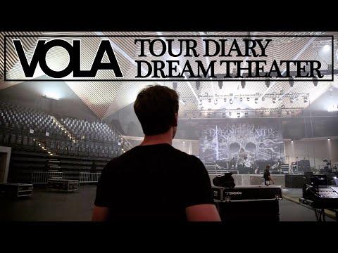 VOLA Tour Diary (Dream Theater Shows 2019)