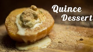 Quince Dessert recipe    Dessert - Episode 6