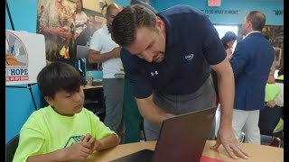 CDW & Ray Allen Donate Computer Lab to Miami Boys & Girls Club