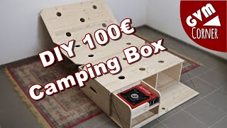 DIY 100€ Camping Box / Campingbox für unter 100 Euro
