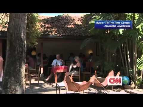 CNNGo in Sri Lanka- Spicy Crabs, Blue Whales & Ceylon Tea