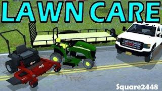 Farming Simulator 17 - Lawn Care - Exmark - JD Mower