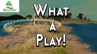 Greatest Play Ever? - Populous: The Beginning