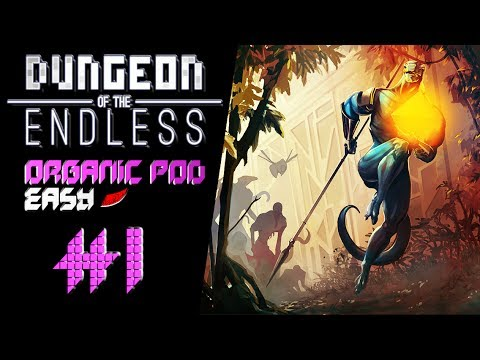 InkEyes Plays: Dungeon of the Endless [ORGANIC Pod, Easy] #53 Surprise!!!