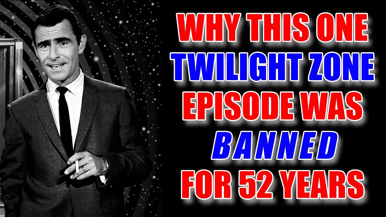 Download Why This One TWILIGHT ZONE EPISODE Was BANNED For 52 YEARS!