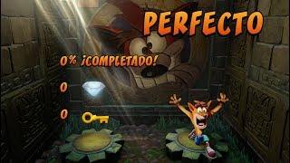 Crash Bandicoot N. Sane Trilogy PC Gameplay (4k 60FPS)