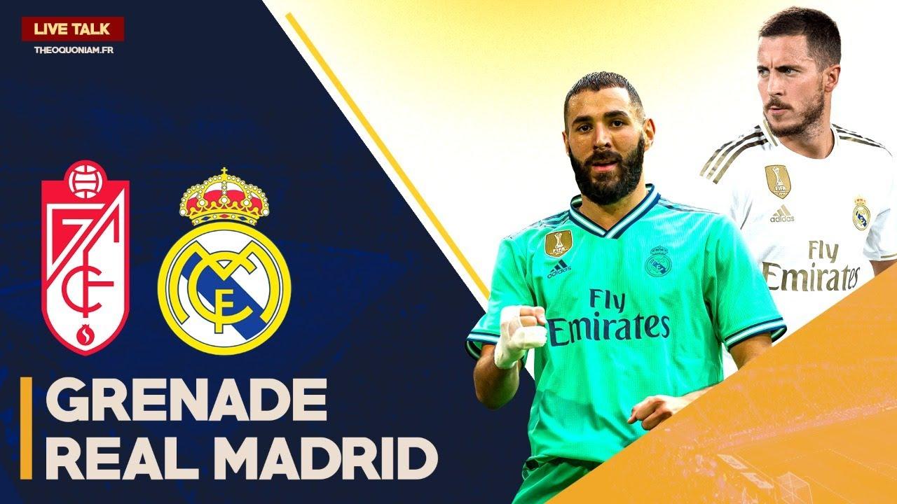 Live Direct GRENADE REAL MADRID J Liga YouTube