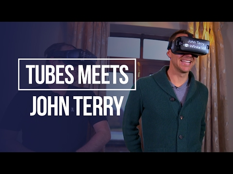 Virtual Reality with John Terry! | Tubes Meets...