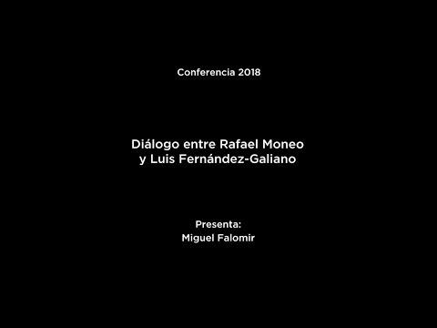 Conferencia: Diálogo entre Rafael Moneo y Luis Fernández Galiano