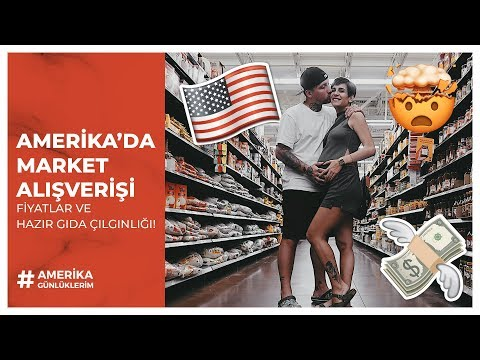 GROCERY SHOPPING IN USA - WE COMPARED PRICES & READY-TO-EAT FOOD INDUSTRY MADNESS