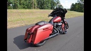 """Harley-Davidson STREET GLIDE"". Моё мнение"