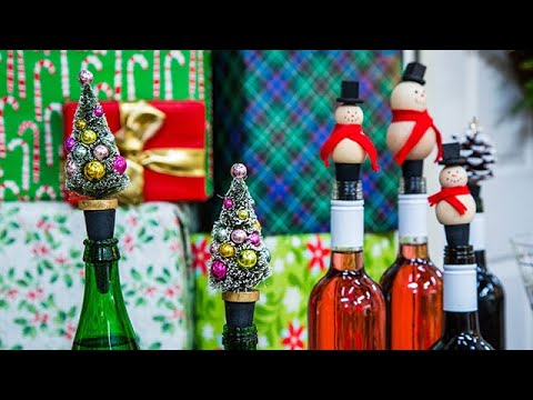 DIY Bottle Stoppers - Home & Family