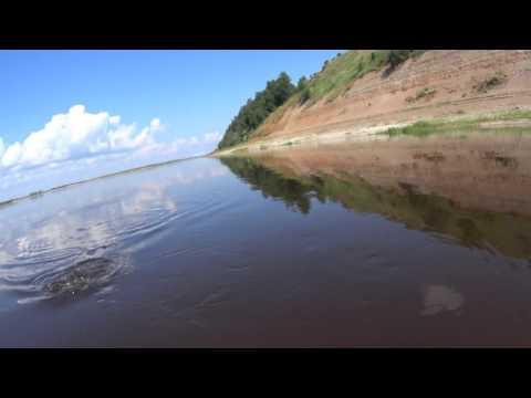 Северная Двина июнь 2015